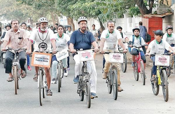 First bicycle-themed Int'l film festival held