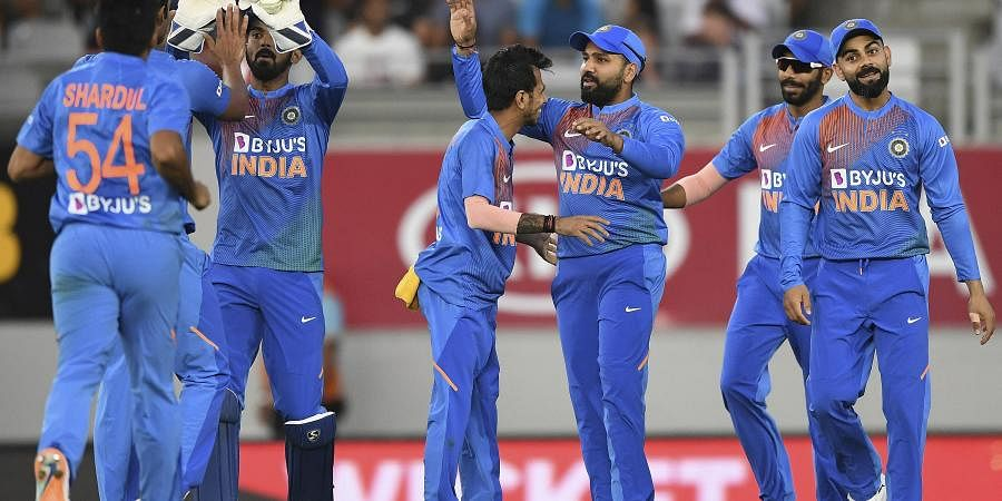 Virat Kohli-led Men in Blue is on a high after whistewashing New Zealand 5-0 in the T20I rubber. (Photo | AP)