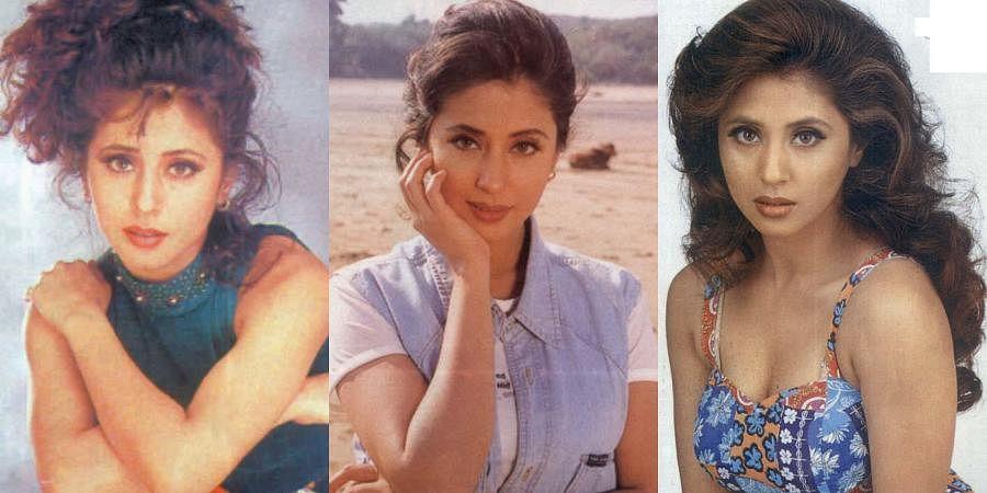 Bollywood actress Urmila Matondkar during photo shoot.