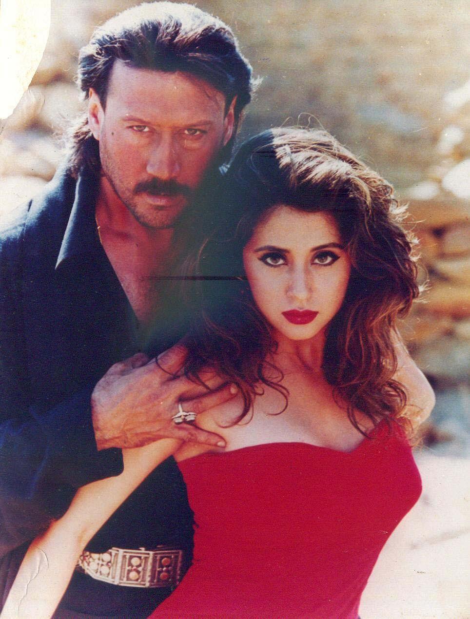 Bollywood actors Urmila Matondkar and Jackie Shroff in 'Rangeela'.