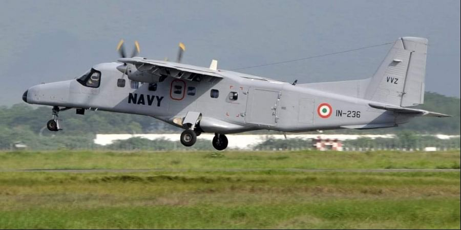 The new Squadron of Dornier Aircraft.