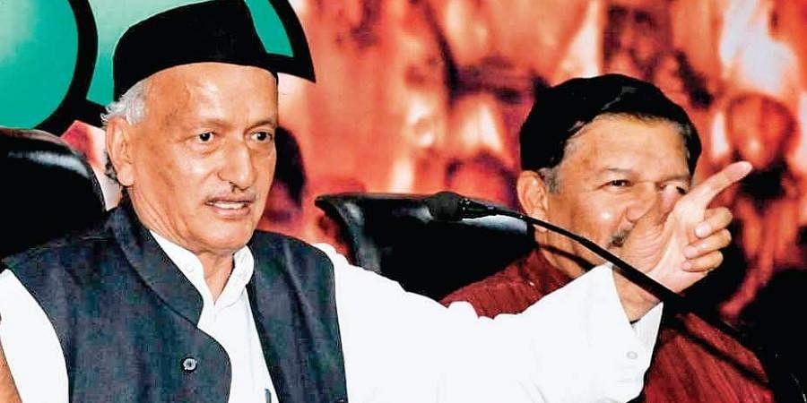 Maharashtra governor, BS Koshiyari