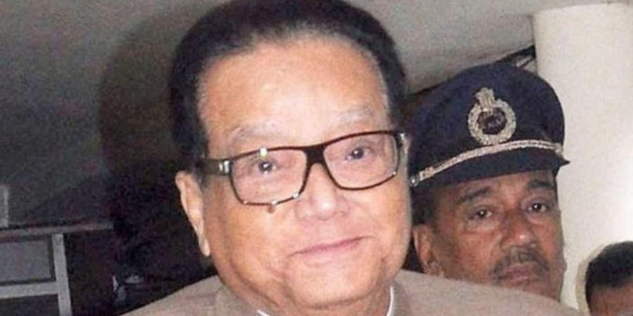 Former Assam Assembly Speaker and sitting Sivasagar MLA Pranab Kumar Gogoi