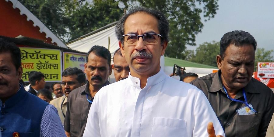 Maharashtra CM and Shiv Sena chief Uddhav Thackeray