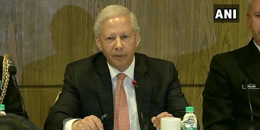 US envoy to India Kenneth Juster