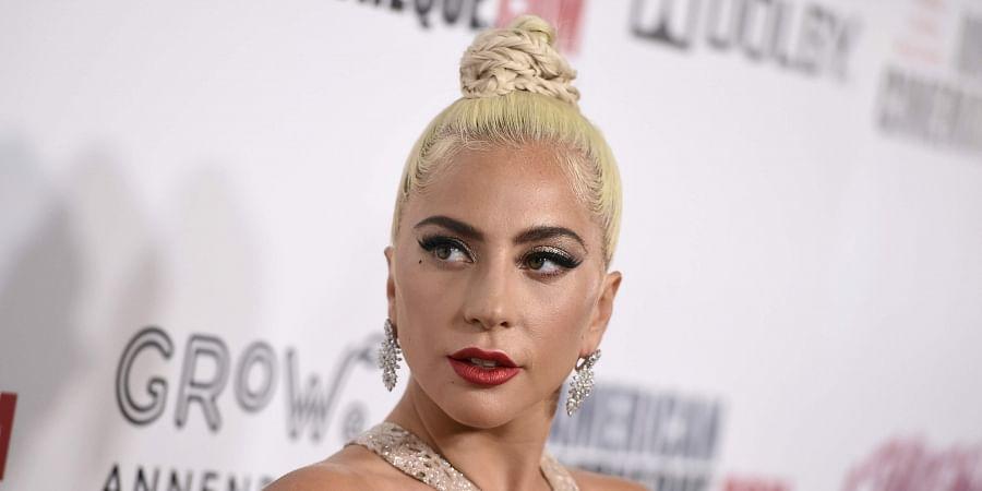 Singer-actress Lady Gaga