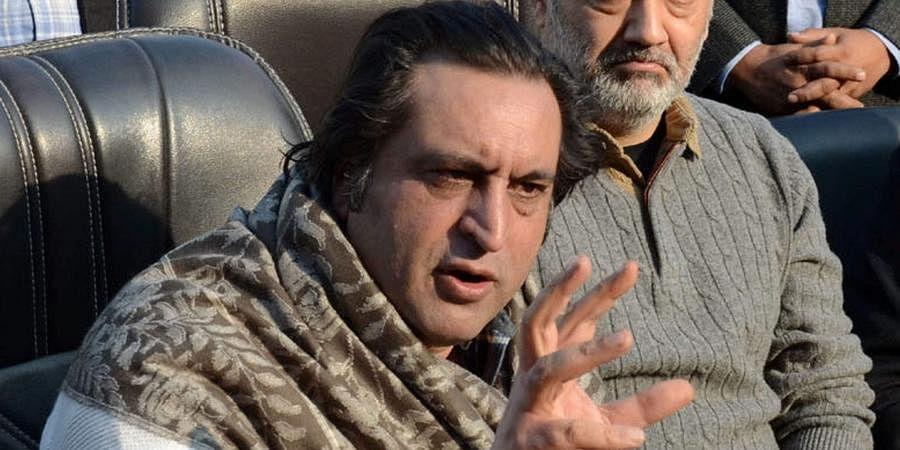 People's Conference chief Sajjad Gani Lone