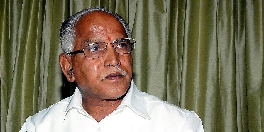 Karnataka CMYediyurappa