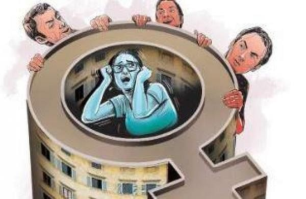Crimes against women on the rise
