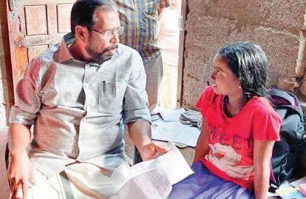 Trivandrum mayor gets Class IV student's complaint, visits her house