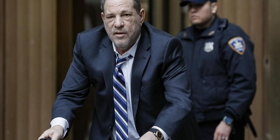 Harvey Weinsteinis on trial for rape and sexual assault charges