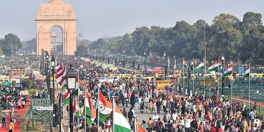 Project involves demolition of existing buildings along both sides of Rajpath, to make way for new govt complexes.