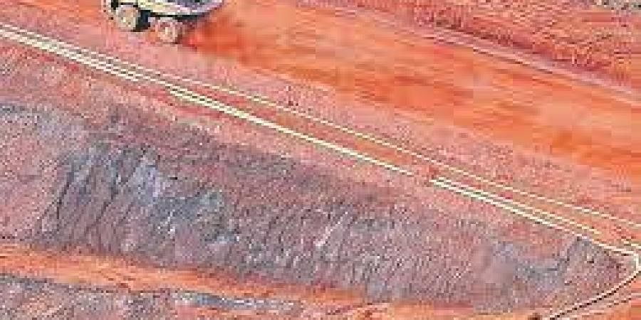 The Gonua block has an estimated iron ore reserve of 119 million tonnes (MT).