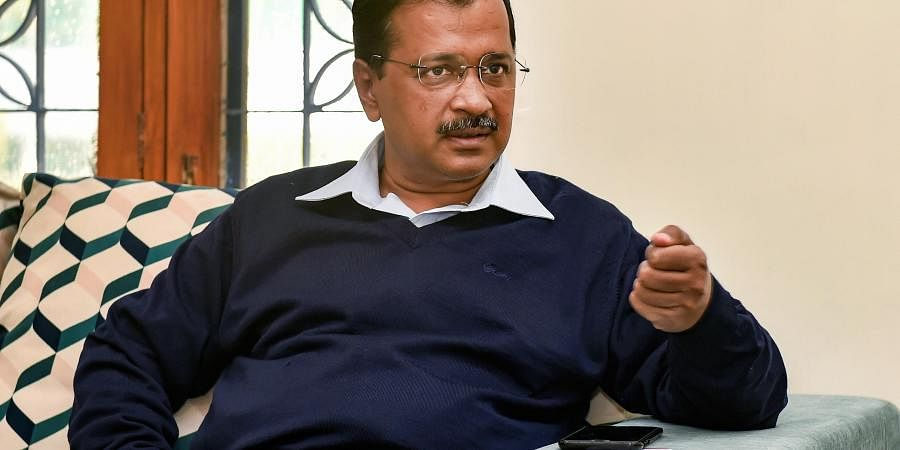Delhi Chief Minister and Aam Aadmi Party AAP chief Arvind Kejriwal