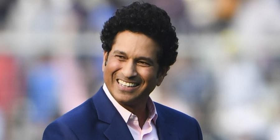 Indian cricket legend Sachin Tendulkar