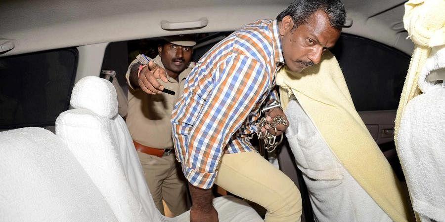 Hajipur serial killer M Srinivas Reddy being shifted to jail after his sentence on Thursday
