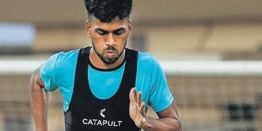 Brandon Fernandes has six assists and two goals to his name in this ISL