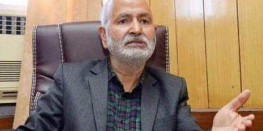 Senior PDP leader Naeem Akhtar