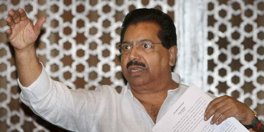 Delhi Congress in-charge PC Chacko