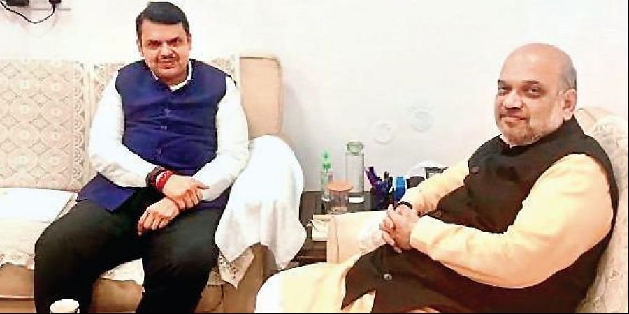 BJP leaders feel exit of Fadnavis from Maharashtra politics will pave way for a new leadership.