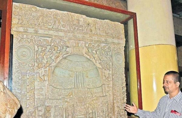 Bringing the Amaravati Marbles out of shadows