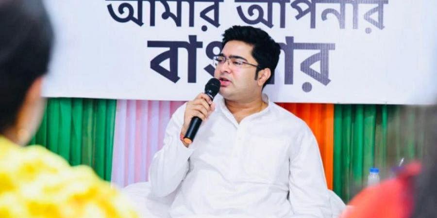 Senior TMC leader Abhishek Banerjee