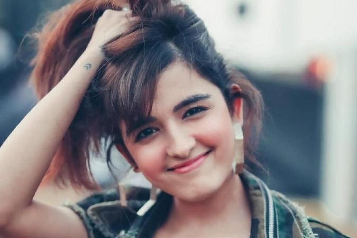 My real journey has just started: 'Nikamma' actress Shirley Setia- The New  Indian Express