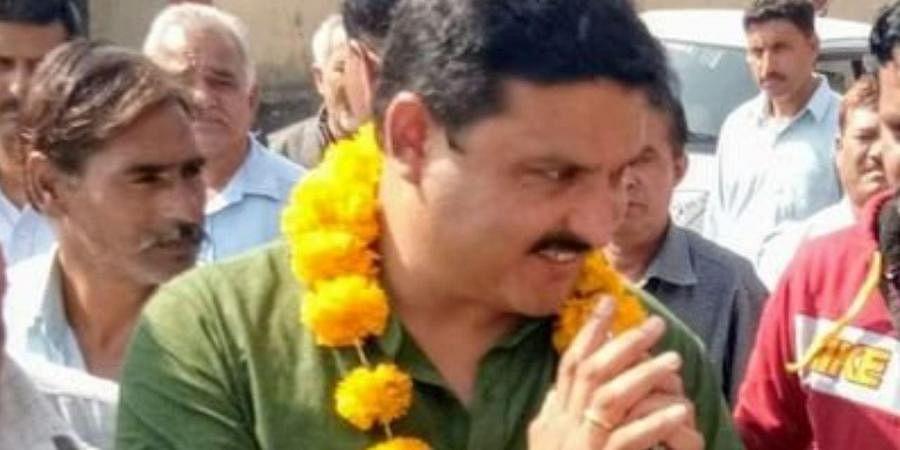 Madhya Pradesh MLA Manoj Choudhary