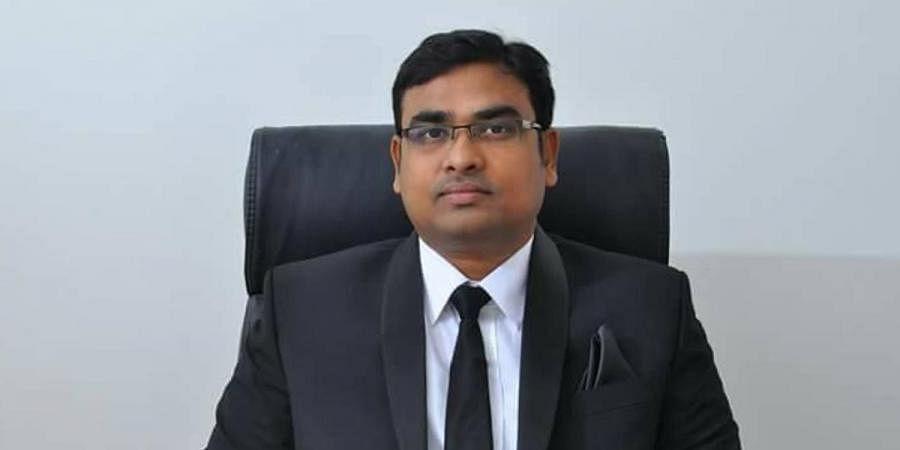 Shri Adithya Hospitals MD Dr Ravindra