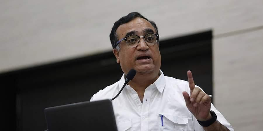 Congress leader and former Union minister Ajay Maken
