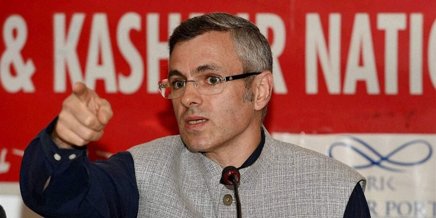 Former Jammu and Kashmir chief ministe Omar Abdullah (File Photo | PTI)