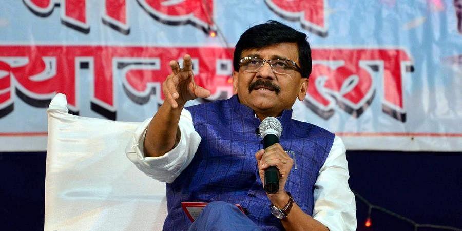 Shiv Sena MP Sanjay Raut, Sanjay Raut