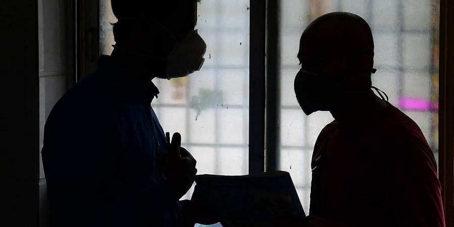 People wear masks as preventive measure against coronavirus.