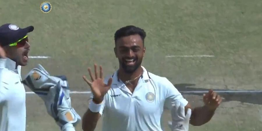 Unadkat ended as the season's leading wicket-taker with 67 scalps at a staggering average of 13.23, one short of an all-time record.