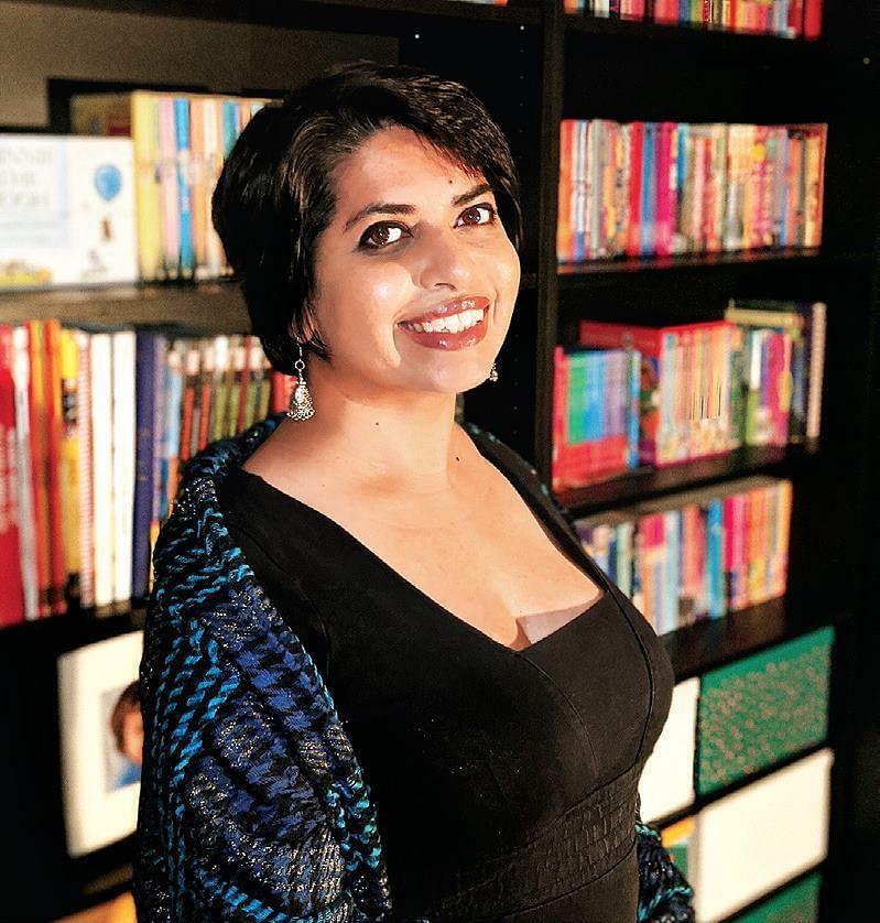 Author Shreya Sen-Handley