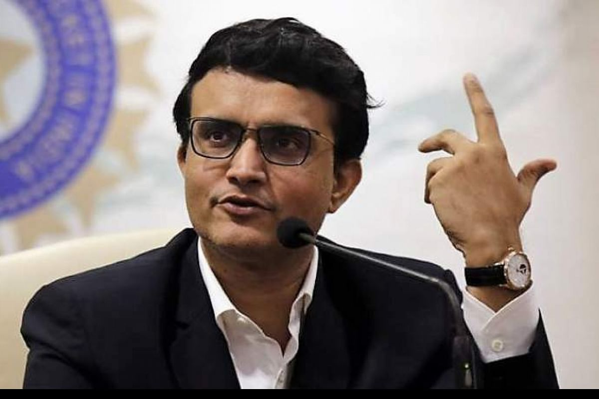 Sourav Ganguly: Captain who is still steering the ship of Indian cricket-  The New Indian Express