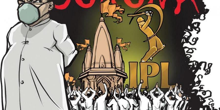 Coronavirus; India; IPL