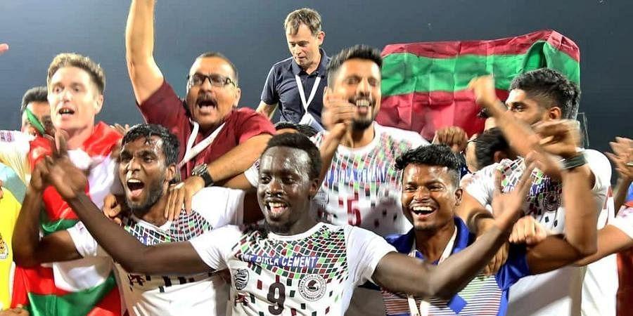 Mohun Bagan football stars