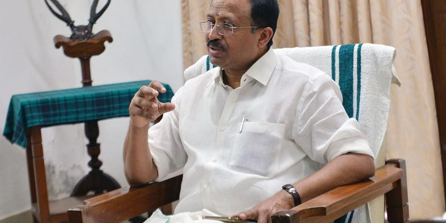 Union Minister of State for External Affairs V Muraleedharan