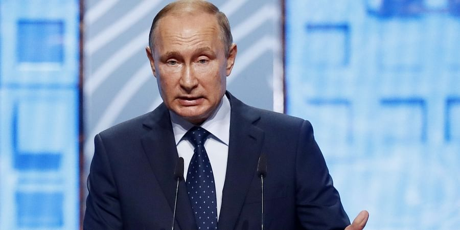 Russia Passes Bill Allowing President Vladimir Putin To Stay In Power Past 2024 The New Indian Express