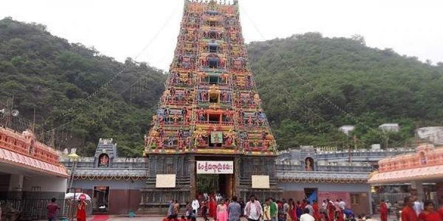 Vijayawada's Kanaka Durga temple