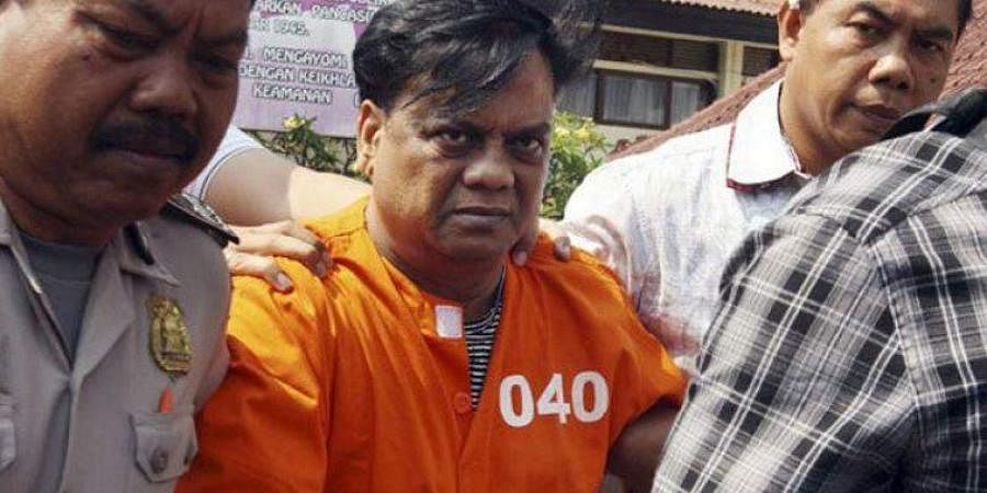 Notorious gangster Chhota Rajan