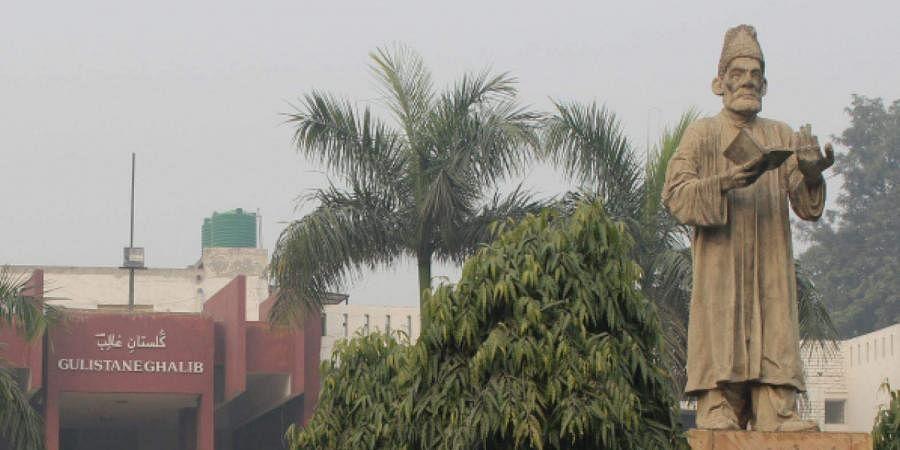 University hostel at Jamia Millia Islamia. (Photo | Wikimedia Commons)