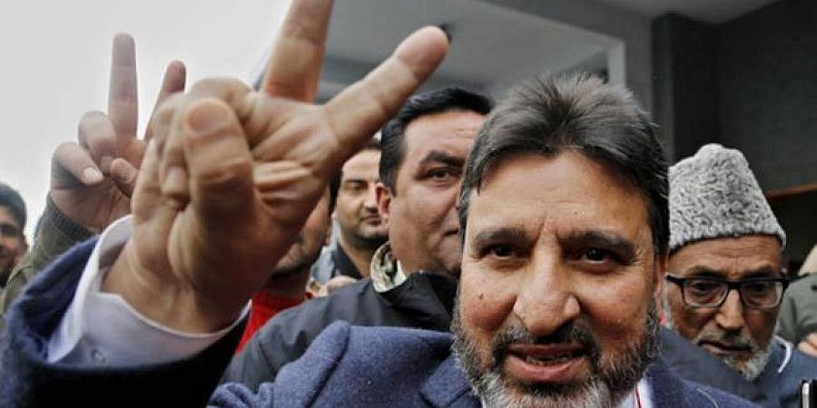 former Jammu and Kashmir Minister Syed Altaf Bukhari