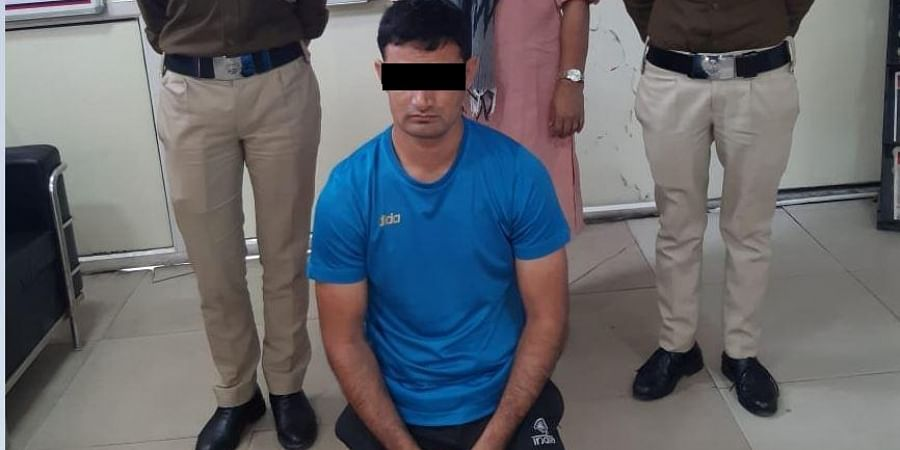 Delhi Police arrested the 28-year-old boxing coach from Haryana's Sonipat yesterday who allegedly sexually assaulted his 19-year-old student while traveling on a train.