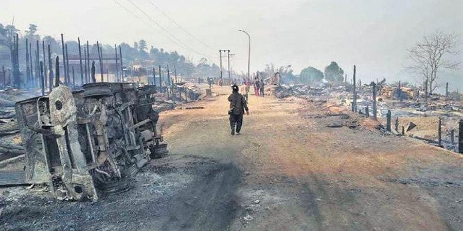Manipur clash