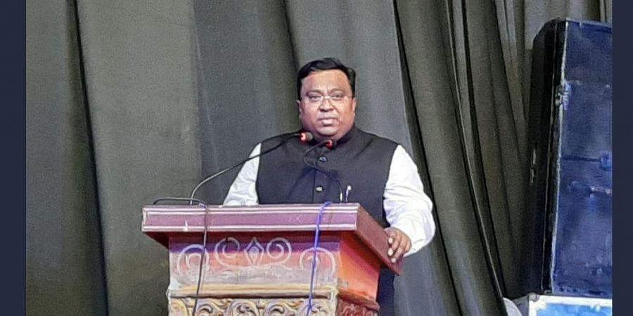 Rajya Sabha Member Sasmit Patra