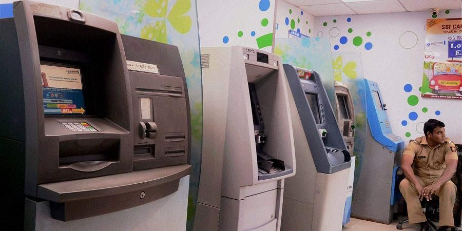 ATM machines