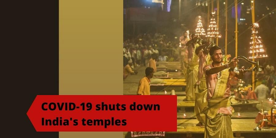 Social distancing is crucial in beating the coronavirus pandemic. With holidays and work from home imposed to control the virus, temples in India have joined the wagon. Here's the list of temples closed for the devotees.