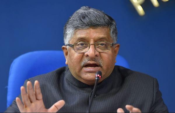 Lockdown spat: Law Minister Ravi Shankar Prasad says Rahul Gandhi working against nation